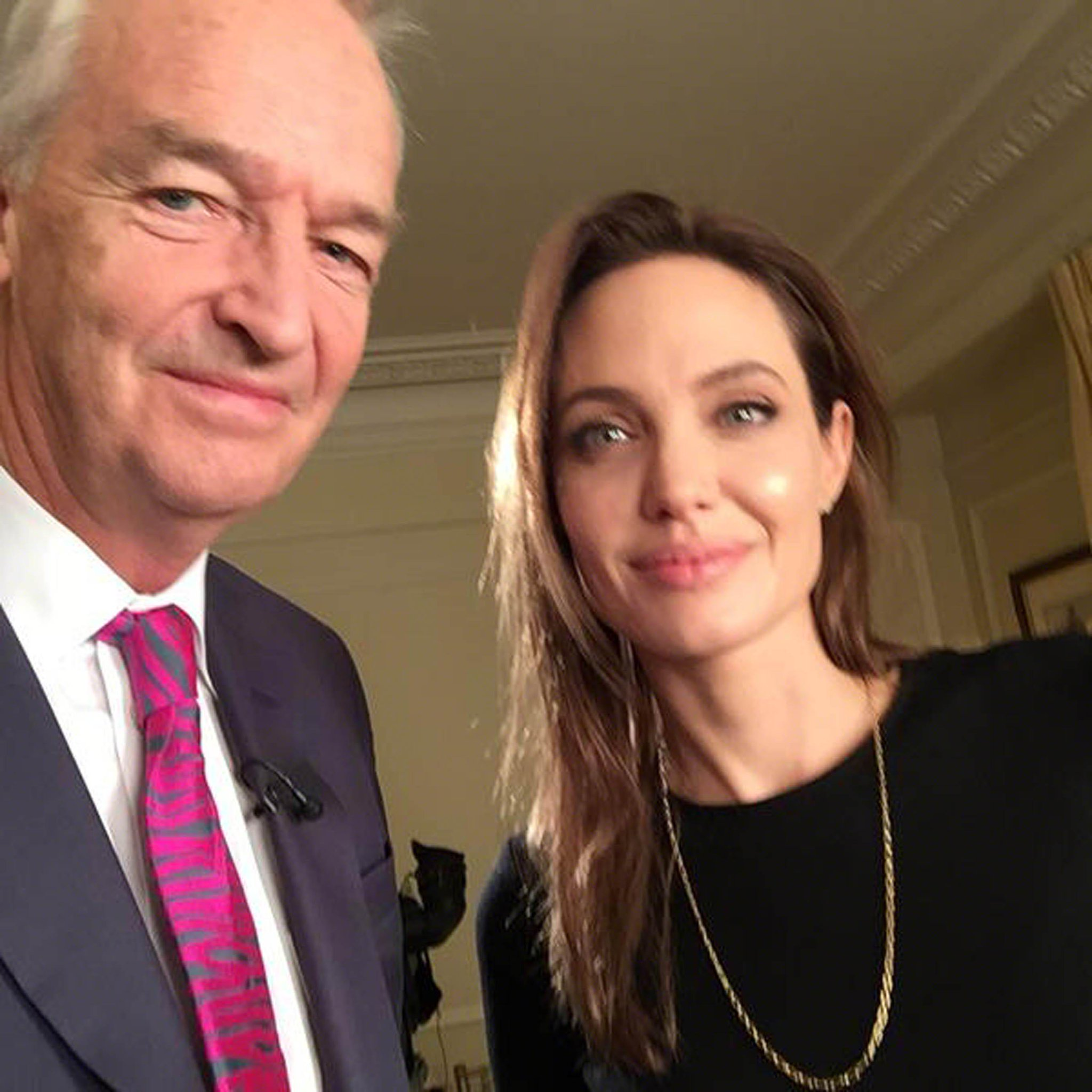 Jon Snow's selfie with Ange. And other @instagram snaps we loved today http://t.co/vBg1s0ECqw #Instacram http://t.co/BWSvvlKMcx