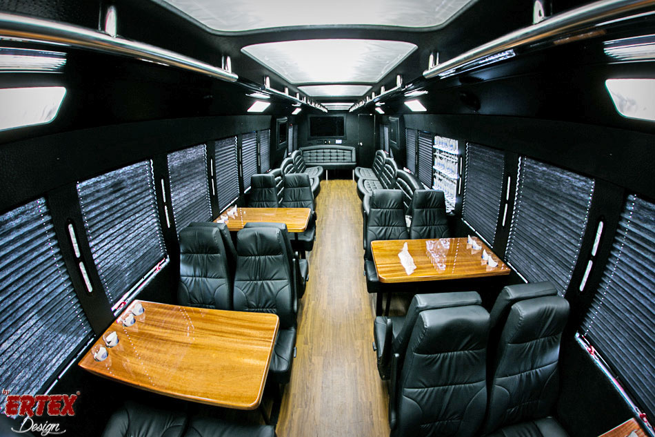 Ertex Luxury Car Design On Twitter Vip Otobus Ertex Business