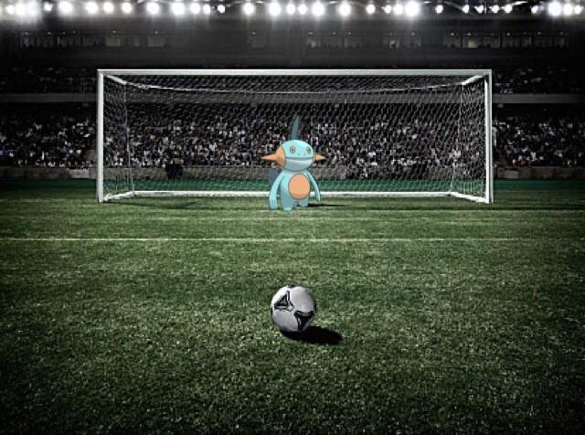 サッカーやったことないのにキーパーまかされたヌマクロー pic.twitter.com/Tc7dgbjeL2