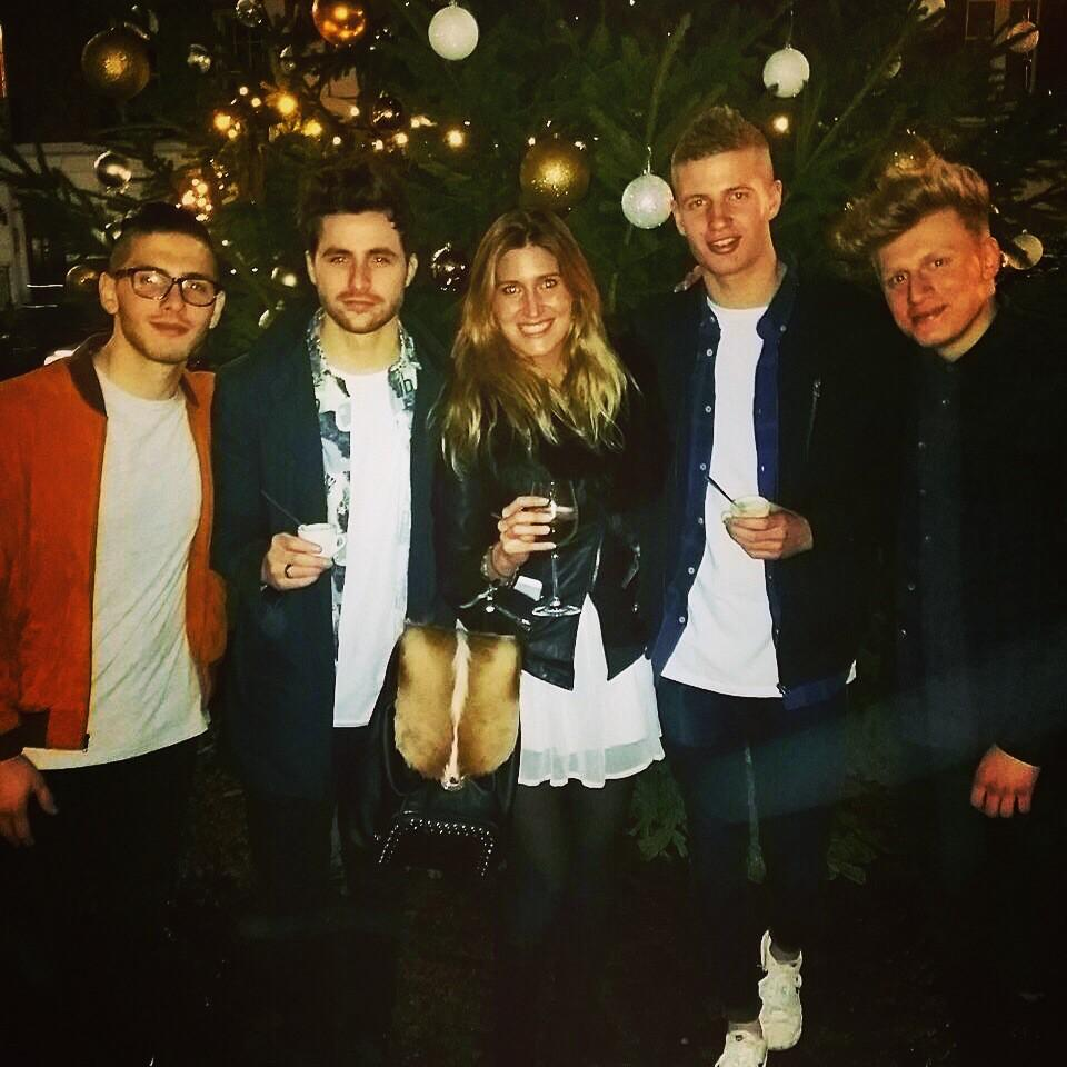 RT @PolarCollective: Lovely to be reunited with @Cheska85 again last night. Had an awesome night, thank you very much! xx @bluebirdchelsea …