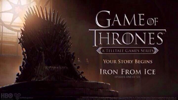 Game of Thrones Ep. 1 'Iron From Ice' será lançado semana que vem B3dy8HVCEAA8or1