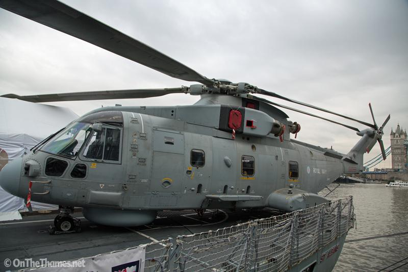 NavyLookout On Twitter QuotRT ThamesPics Merlin Mk2 Helicopter On The Fl