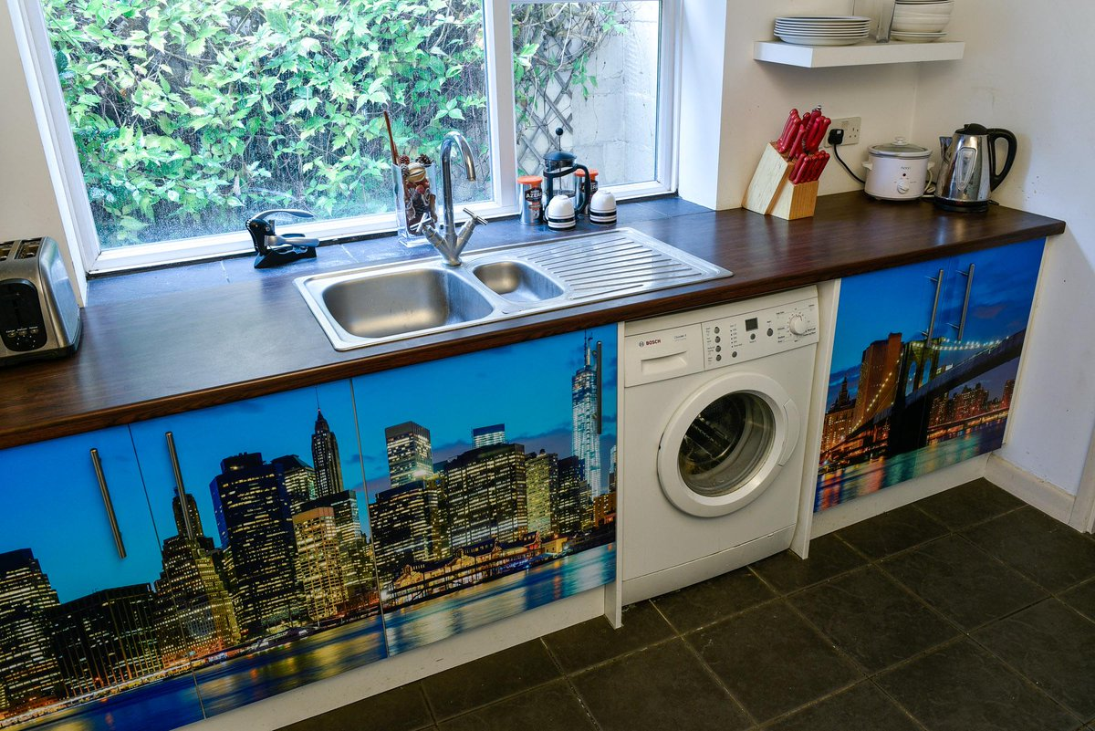 High Quality Our Recent U0027New Yorku0027 Kitchen Wrap Which We Had Shot Has Just Been  Released. Find Us On Facebook To View The Gallery.pic.twitter.com/xHRzbiE4Zz