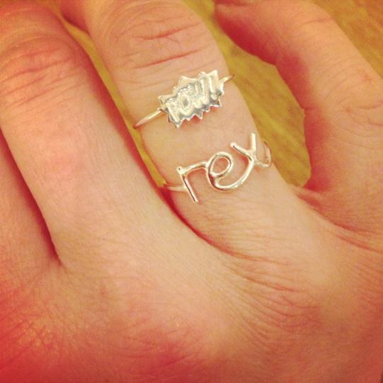 Love this @lauragravestock ring my darling @KrisPoB just gave me! 👼 http://t.co/TICt7lVVOX