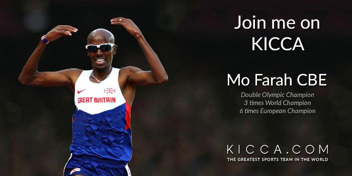 RT @KICCASPORT: Top chat, great connections - all the fun! Join in! https://t.co/kvwtW2Rh7l @Mo_Farah @RealJoeCalzaghe @CarltonCole1 http:/…