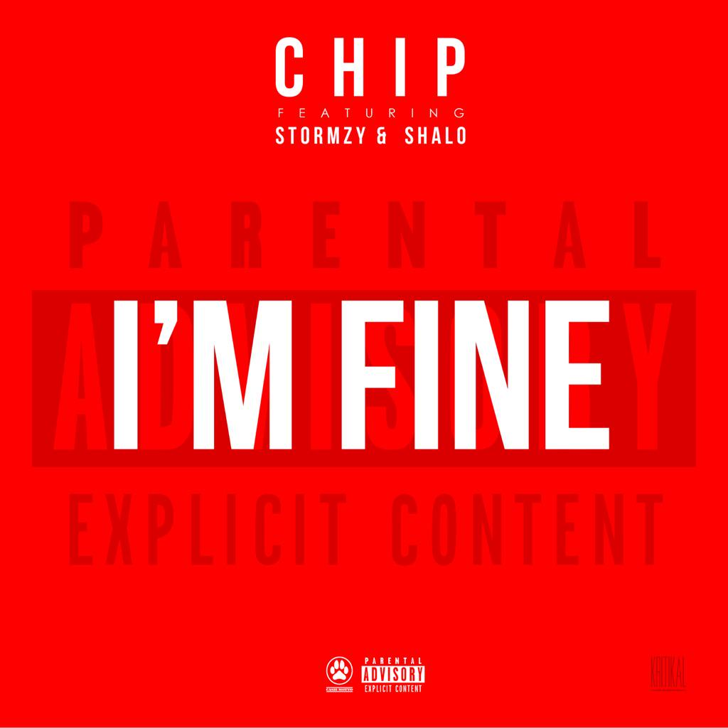 RT @IsThisJC: http://t.co/CNTVXY3gOJ  @OfficialChip - I'm Fine (feat. @Stormzy1 & @FlashyShalo )  Mixed by Moi 😏 http://t.co/YmAkIdKCn1