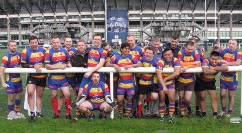 Birmingham gay rugby