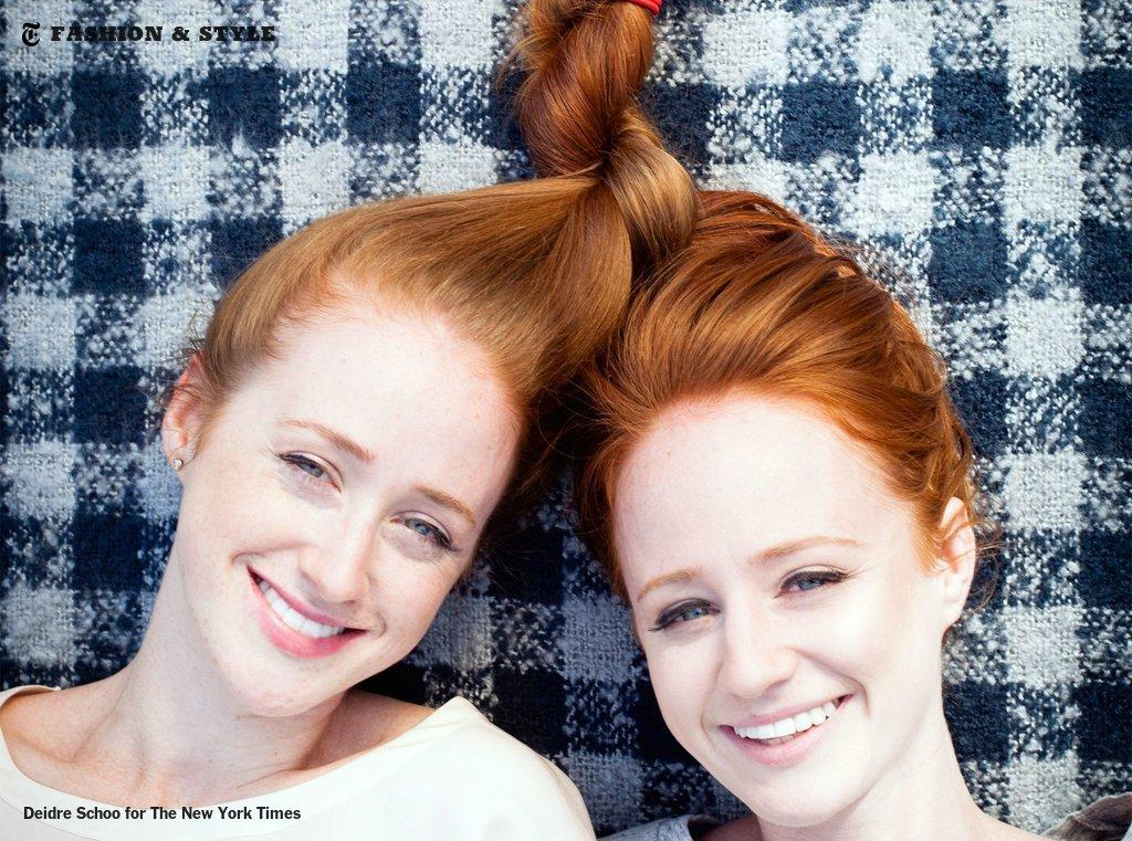 Two sisters turn their hair color into a successful business. @HowToBeARedhead http://t.co/Ab8igt96P7 http://t.co/4ZDfyr7mJF