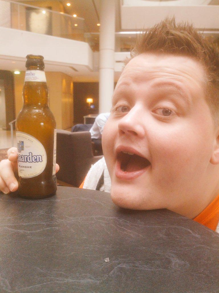 so we let @Orjan_Nilsen sit at the adult table CC @austintaiga http://t.co/IItK3RSxap