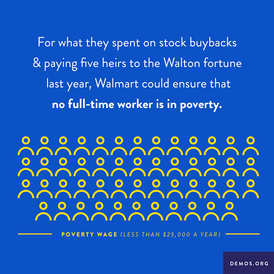 FACT: Walmart can afford to pay a living wage without raising prices. #WalmartStrikers @Demos_Org http://t.co/C7GZG5BcvY