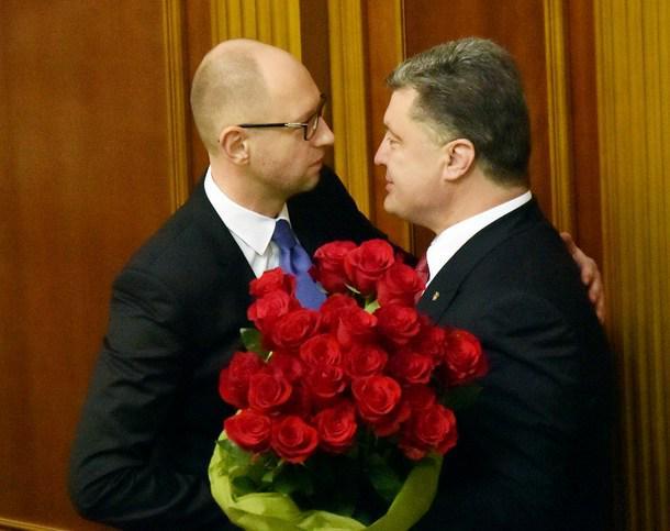 Яценюк в телефонном разговоре напомнил Медведеву про минские договоренности - Цензор.НЕТ 8886