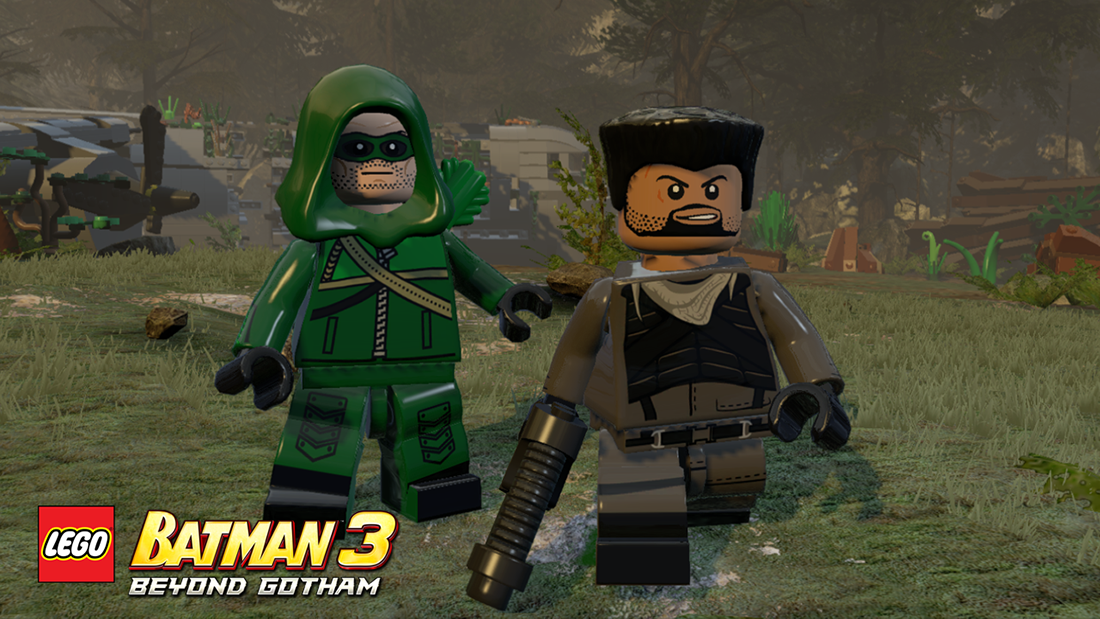 """LEGO Batman on Twitter: """"Once an ally of Oliver Queen ..."""