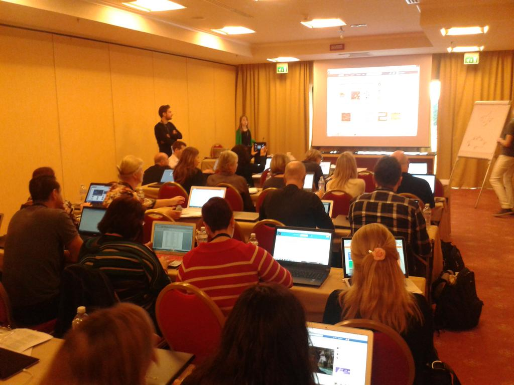 How to teach coding workshop #eTconf14 http://t.co/la6wjAe3nR