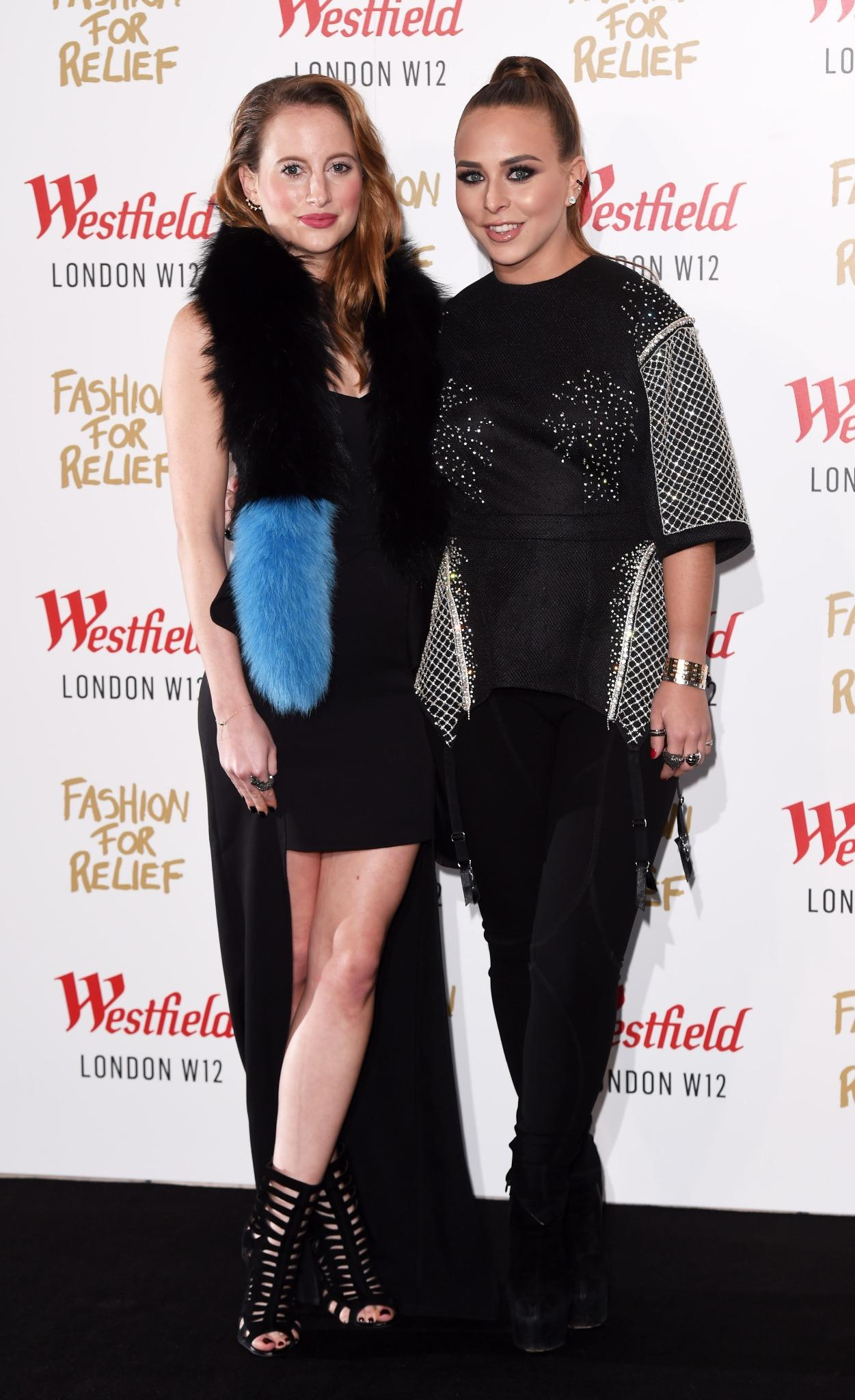 RT @Lipstick_UK: @ChloeGreen5 & @RosieFortescue looked stunning last night!  Read more >  http://t.co/faiMl9aYzk http://t.co/D1k8r9cI5l