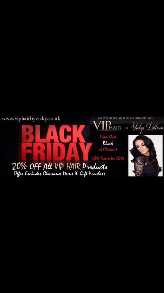 Don't forget to head over to http://t.co/gqqIZm47Ev to receive 20 % discount off all VIP hair @viphairbyvicky http://t.co/poHJzqX3Oa