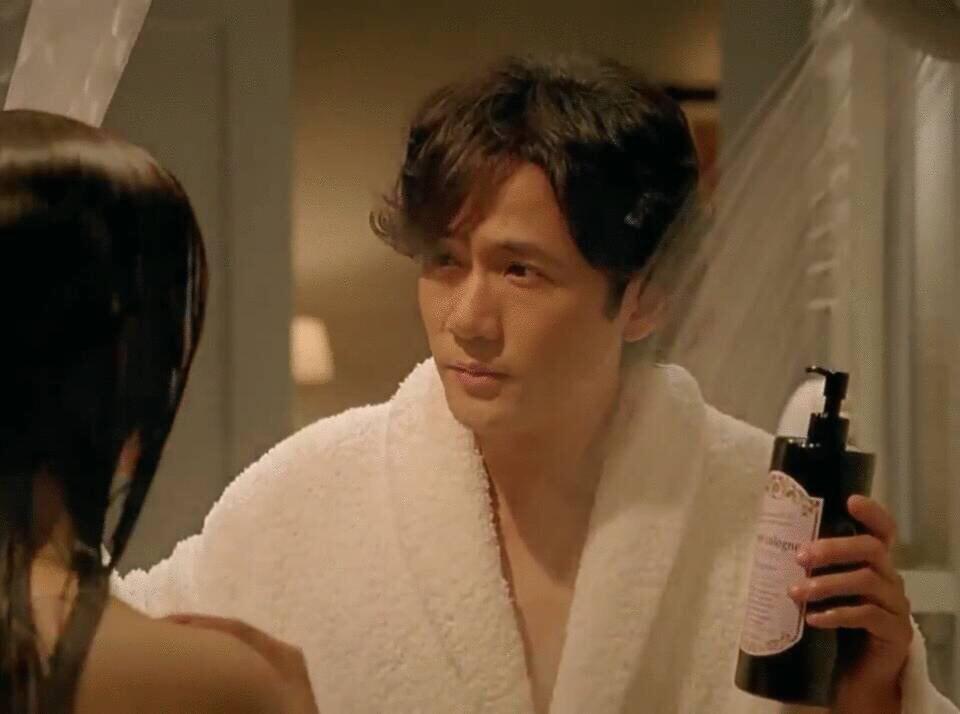 画像:稲垣吾朗「お風呂に一緒 ...