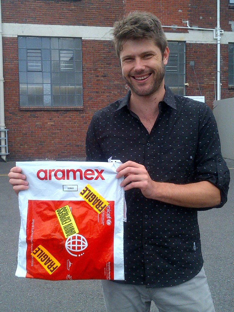 "Aramex South Africa on Twitter: ""Urgent Dawn Express delivery ..."