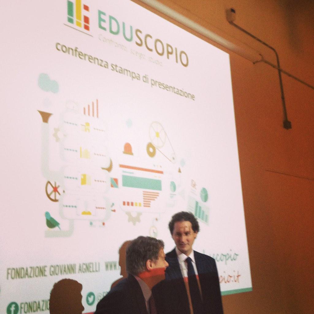 RT @FondAgnelli: si conclude la conferenza stampa adesso http://t.co/7F29VW8x7E è davvero pronto per lefamiglie,gli studenti,le scuole http…