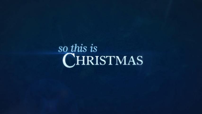 What's Hot: SO THIS IS CHRISTMAS…http://t.co/ZJKmQRLsXB http://t.co/i9NhoIEvfN
