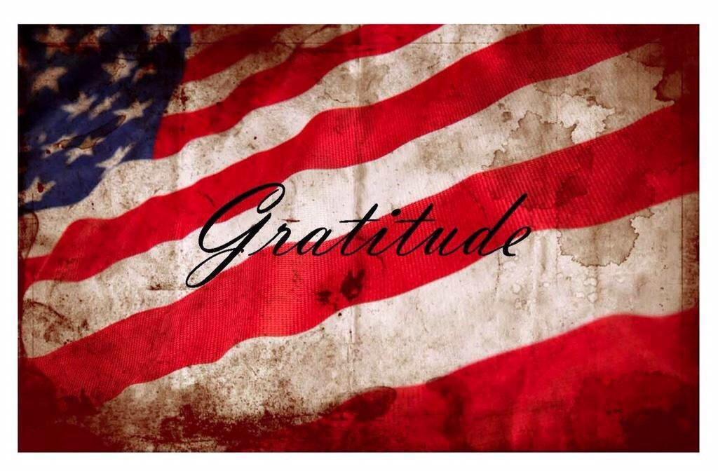 Thank you to ALL our Veterans & active duty! http://t.co/IAr62CtZ4B