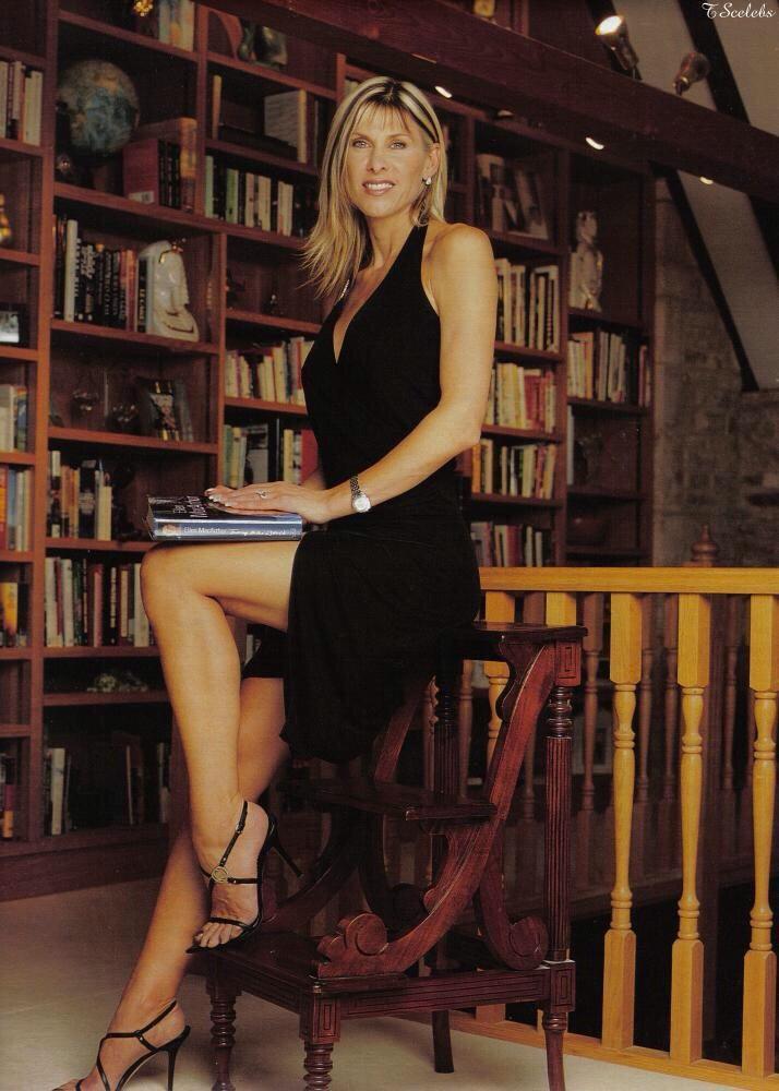 Uk Celebs In Heels on Twitter: Sharon Davies is a milf