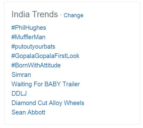 DDLJ and Simran are trending!   RT if you Love SRK, Kajol, Aditya Chopra's #DDLJ Film. http://t.co/RHtaLfaCVz