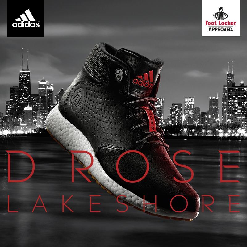 adidas rose lakeshore boost
