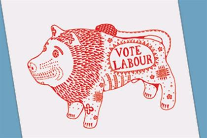 Grayson Perry has designed a limited edition bag for @UKLabour http://t.co/sJ7bRYbZfp http://t.co/JiBzfFSBrT