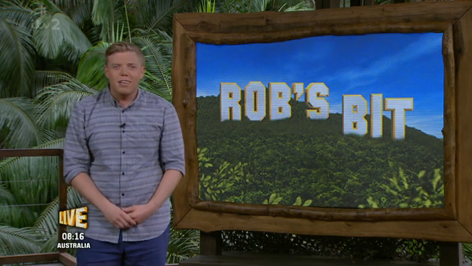 Don't miss #RobsBit on @itv2 now as we dissect all the goings on in the #ImACeleb camp. http://t.co/I5Ou1Dzdyv