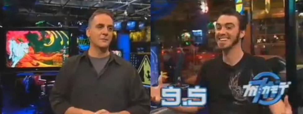 Moi et @DenisTalbot en 2006 à mes débuts à @MNetMP. Ça va me manquer. http://t.co/upS0MqAwhg