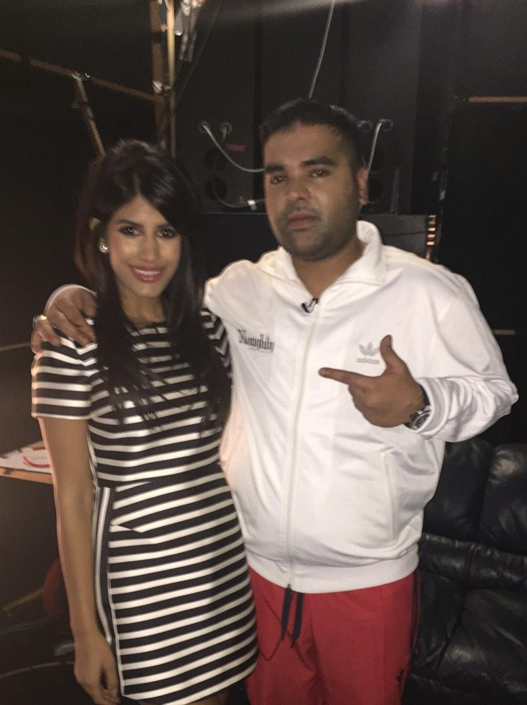 Me and my homeboy 💗💗lot of love for him @NaughtyBoyMusic x http://t.co/2QXOJEwCNg