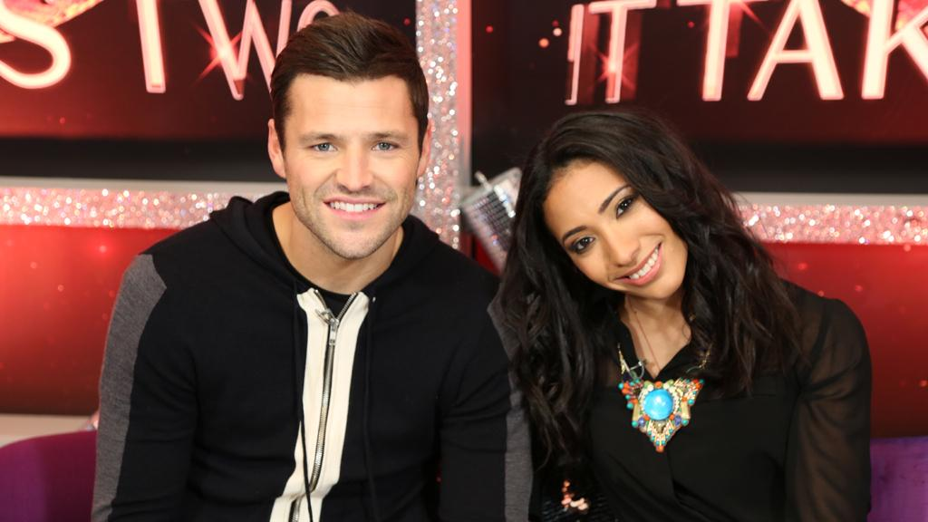 ".@MarkWright_ : ""My partner means so much to me; she's my rock."" #ITT More partner love here!: http://t.co/TrBNOYkiqf http://t.co/1ezCeftobE"