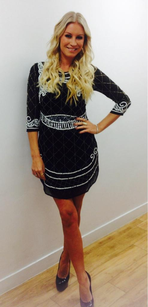 The dress I wore tonight on @bbcstrictly 'It Takes Two' is from @bellasorella251 http://t.co/GfgnqvXhte