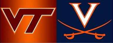 Big game tonight... who ya got? RT for Virginia Tech, FAV for Virginia. http://t.co/x98zgc9A9o