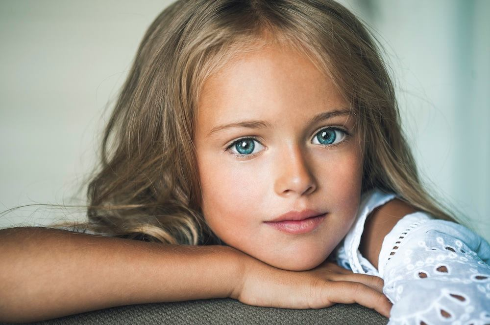 Foto Kristina Pimenova 9 anni top model