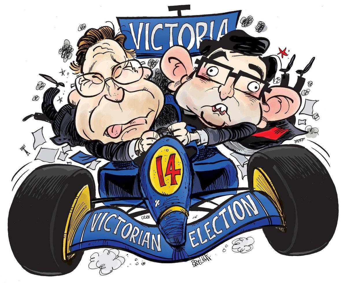 #VictoriaVotes 2014: #Bendigo decides - follow election day with our #LiveBlog http://t.co/wNo3vt5EIU #vicvotes http://t.co/pVwJSYkwxm