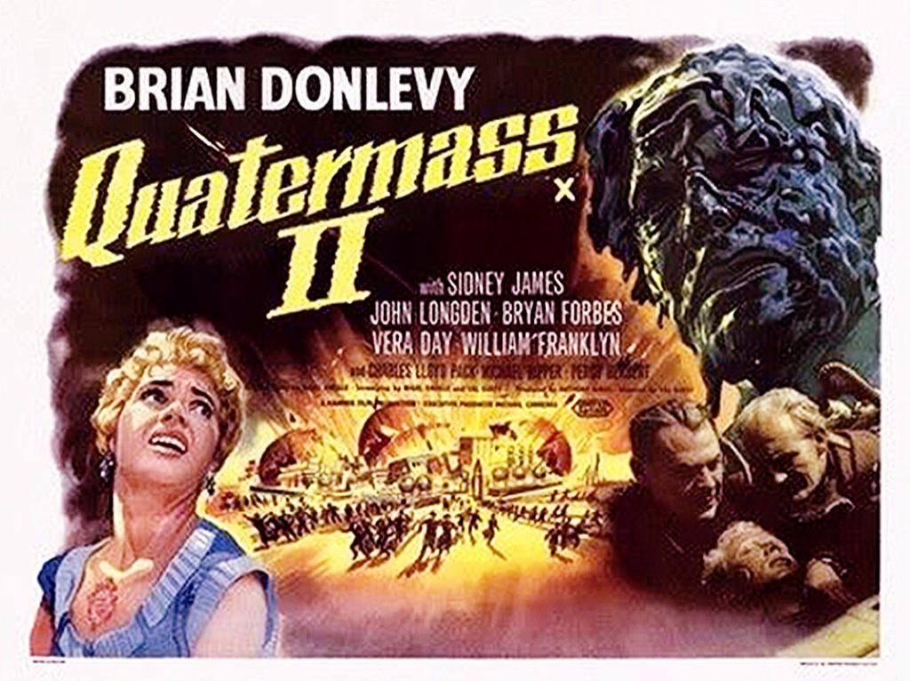 RT @RobertWRossEsq: Wee small hour @hammerfilms gem alert. 'Quatermass II' is on BBC2 from 1.50am. One of Sid James's finest too... http://…