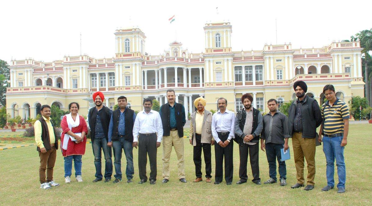 Thanks PIB Chandigarh for the visit to CSIR-@csircftri #Nationabuilding #PIB<br>http://pic.twitter.com/ukIBjPsKVR