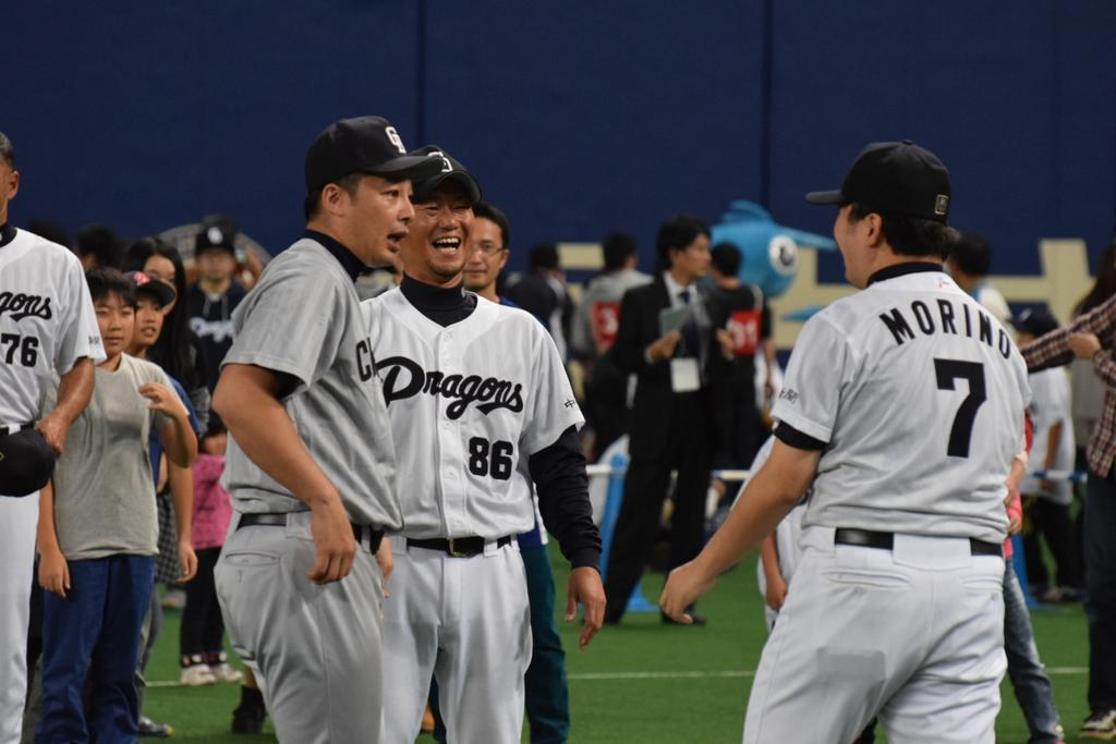 【ドラファンフェス #dragons 】 森野vs森野 @copymorino http://t.co/WAij6f3lHq