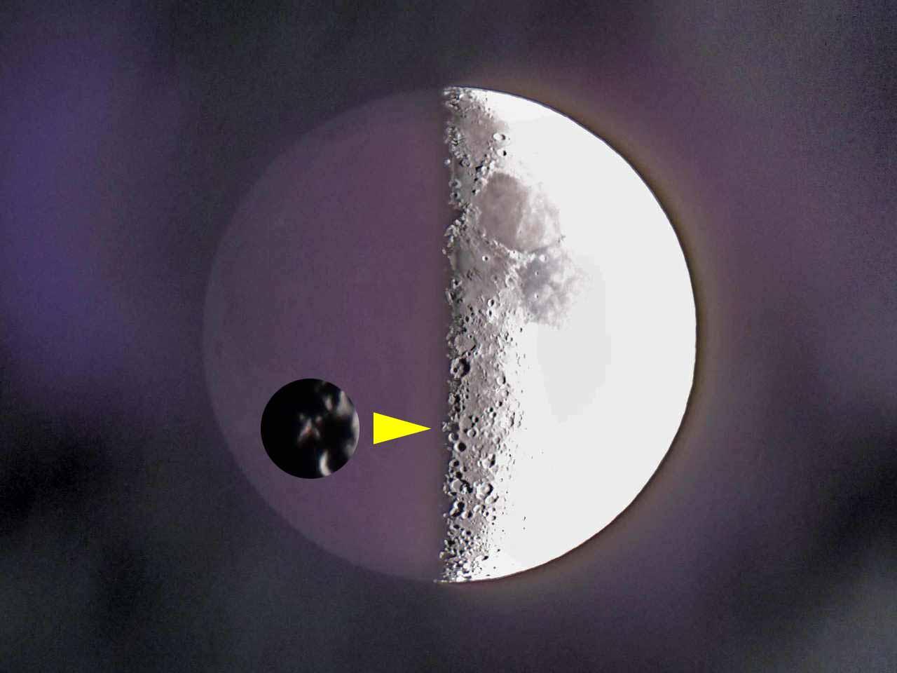 月面X(2014/11/29)