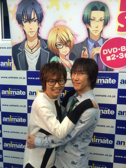 続いては玲役の平川さんと一緒に写真を撮っていただきましたぁ〜〜〜( ´ ▽ ` )ノ pic.twitter.com/pKHj6sDMGp