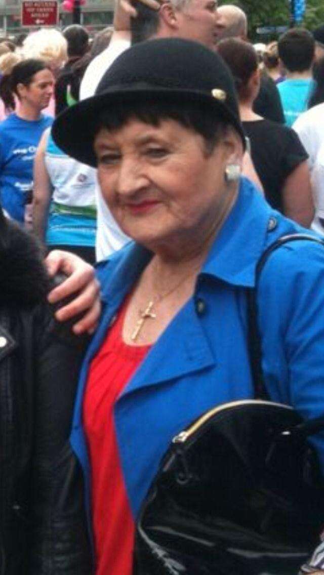 *HIGH RISK MISSING SUFFERS WITH DEMENTIA* Philomena Jones goes by the name of Nancy, aged 77 years old. SHARE! http://t.co/vosWdlEPbv