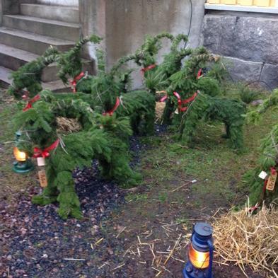 Finland Christmas Goat.Kemio Hashtag On Twitter