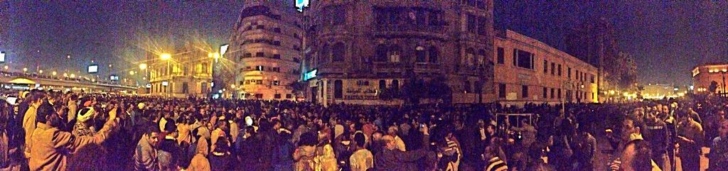 "This is now. #tahrir ""@A7mdAnwar: صوره بانوراميه لميدان عبد المنعم رياض والاعداد فيه #التحرير http://t.co/TAhFk6t9H0"""