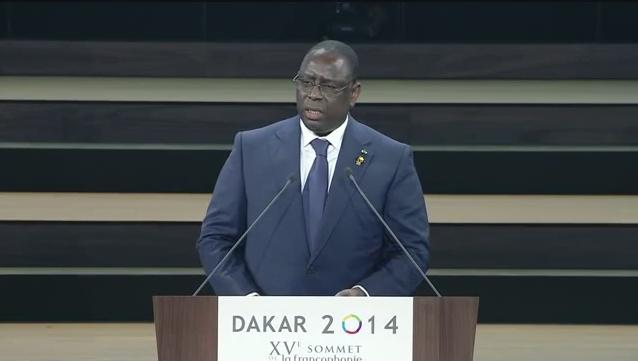 [REPLAY] XVe Sommet de la Francophonie : Discours du Président de la République...: http://t.co/kKyTyyRaDY  #SFDK2014 http://t.co/aEkNfL06up