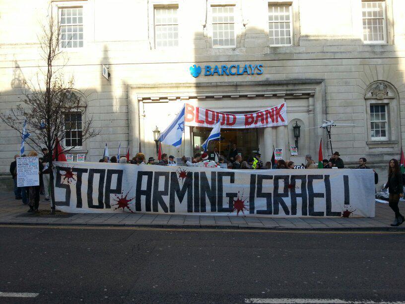 #stoparmingisrael #N29Palestine #boycottbarclays @BrightonPSC @PSCupdates http://t.co/6u2V3EtAVb