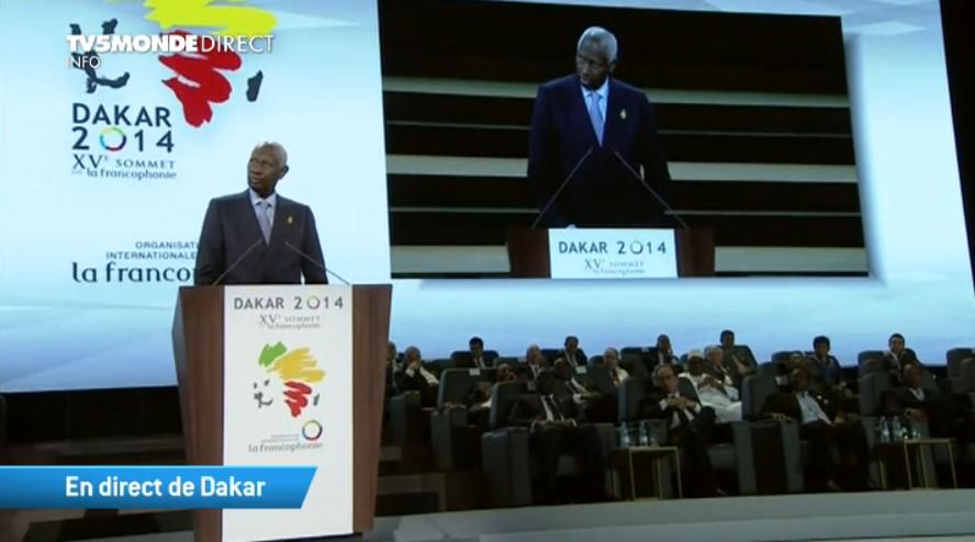 """@OIFfrancophonie: #SFDK2014 : #AbdouDiouf remercie @macky_sall pr l'org° de ce Sommet #OIF http://t.co/99Myw9bgwB"""