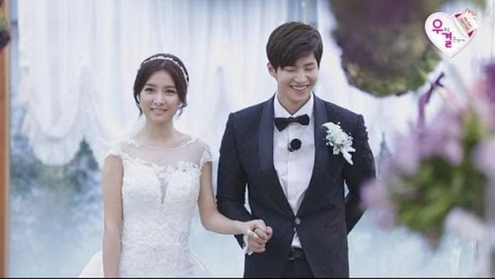 Song Jae Rim Is Captivated By Kim So Eun In A Wedding Dress On We