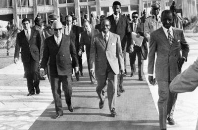 #SFDK2014 Images Archives #ADIOUF Grand 1er Ministre de L.S.Senghor http://t.co/T87c9KTRYu