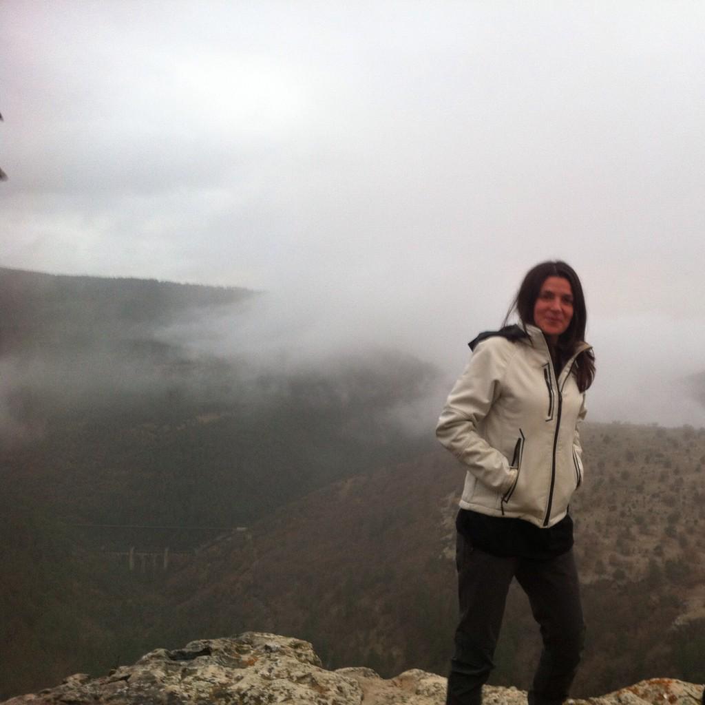 Si tienes vértigo, no vengas aquí. #paisaje #cuencaenamora #lasmajadas http://t.co/wpWyPJdGJS